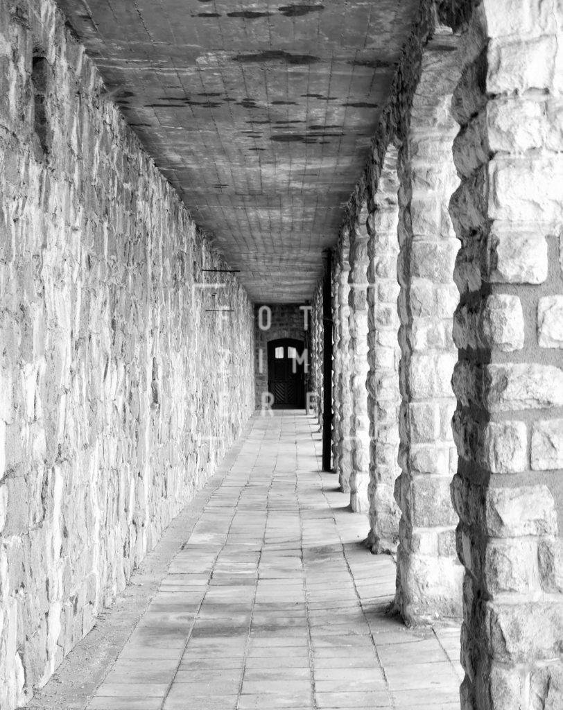 tunnel view bulding austria